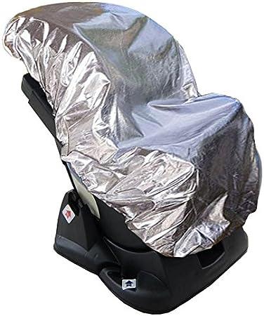 1.Capa protectora de sol, calor, polvo para sillas de coche de bebe;,2.Aislante de frio y calor,3.Re