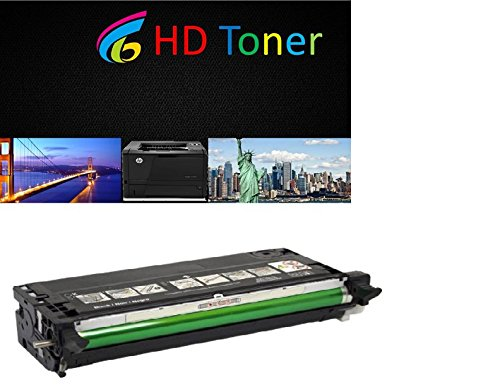 HD Toner Compatible High Capacity Toner For Dell 3110 3115 - 310-8092 310-8094 310-8096 310-8098 - High Yield 8,000 Pages (4 Pack, one of each color) Photo #3