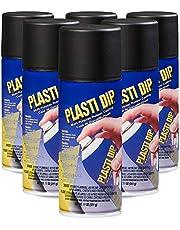 Plasti Dip Performix 11203 Black Multi-Purpose Rubber Coating Aerosol-11 Ounce