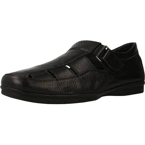 Sandalo 24 HORAS 10120 Color Nero