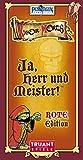 Ja, Herr und Meister!: Rote Edition