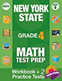 New York State Grade 4 Math Test Prep: New York 4th