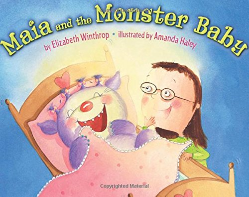 Maia and the Monster Baby pdf epub