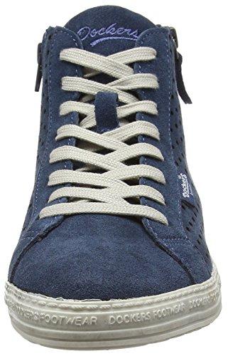 Dockers by Gerli 32ln242-200 - Zapatillas altas Mujer Azul - Blau (blau 600)