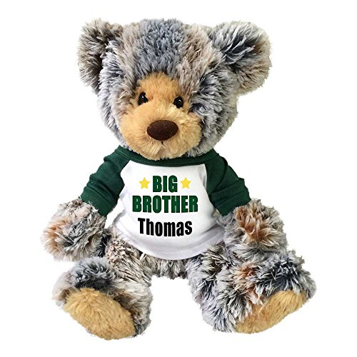 Big Brother Teddy Bear - Personalized 14