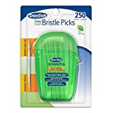 DenTek Deep Clean Bristle Pick, 250-Count