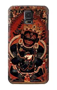 S0573 Tibet Art Case Cover for Samsung Galaxy S5
