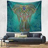 Decoración Indio Mandala Tapestry Wall Hanging Hippie manta recámara de Bohemia Colcha cortina de mantel