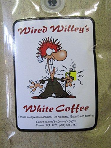 Amazon.com : Wired Willey\'s WHITE Coffee Ground Espresso (4# bag ...