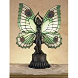 Meyda Tiffany 48019 Butterfly Lady Accent Lamp - 17