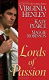 Lords of Passion, Virginia Henley and Kate Pearce, 0758271565