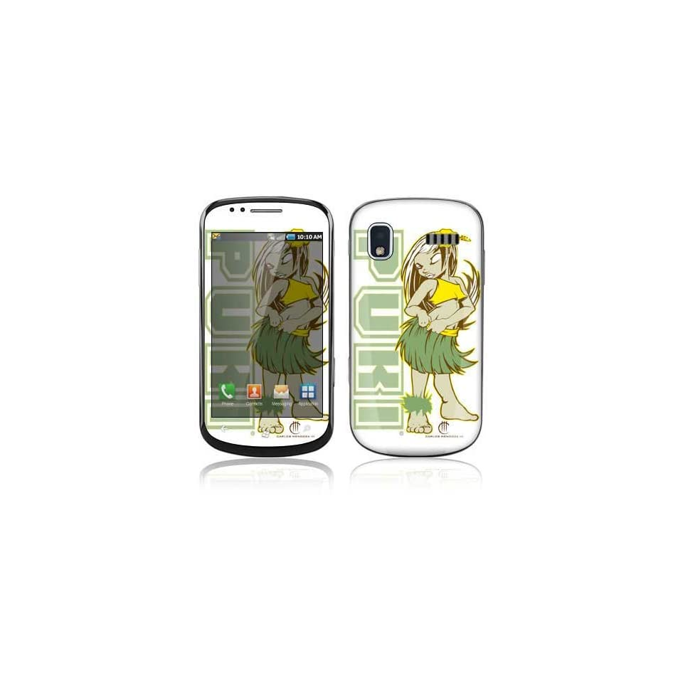 Puni Doll Decorative Skin Cover Decal Sticker for Samsung Focus SGH i917 Cell Phone