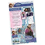 DISNEY'S FROZEN TRADING CARD GAME STARTER PACK / BINDER