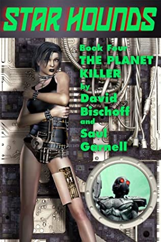 book cover of The Planet Killer