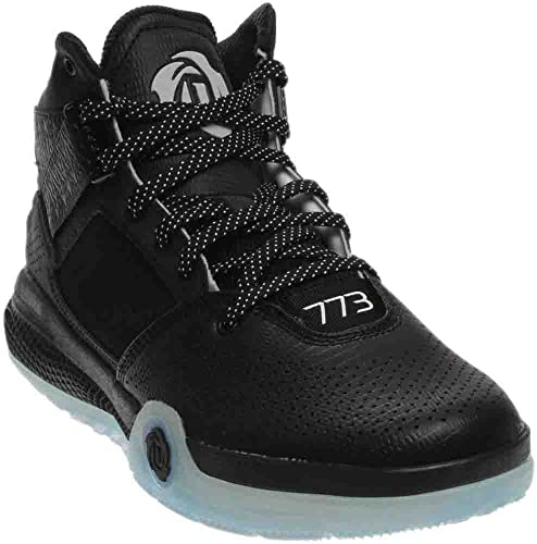 a2480a5fc adidas Men s D Rose 773 IV Black Black White Sneaker 7.5 M  Amazon.ca  Shoes    Handbags