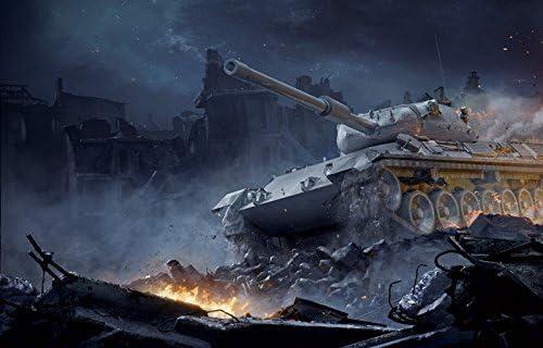 L/éopard 1a2 World Of Tank I36507 Italeri
