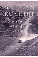 Step Across This Line: Collected Nonfiction 1992-2002 Hardcover
