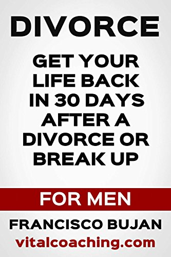 Life for men after divorce
