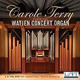 : Plays the Watjen Concert Organ