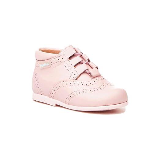 a07bffa9 Bota inglesita (19 EU, Rosa): Amazon.es: Zapatos y complementos