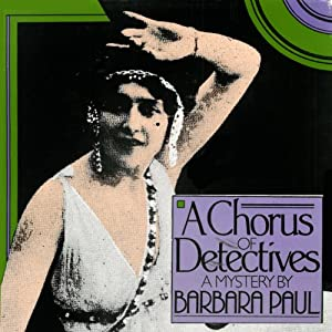 A Chorus of Detectives Audiobook