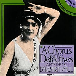 A Chorus of Detectives Audiobook