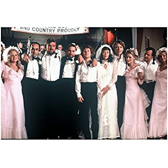 A Country Wedding Cast.Robert De Niro 8 Inch X 10 Inch Photograph From Slides The