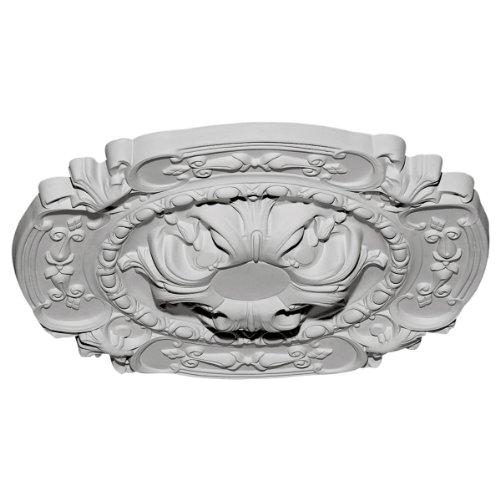 Ekena Millwork CM17SO 16 3/8-Inch OD x 2 3/4-Inch ID x 1 3/4-Inch Southampton Ceiling Medallion by Ekena Millwork (Image #2)