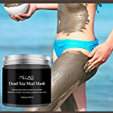 Clay Mask for Large Pores Misyo Pure Body Naturals Beauty Dead Sea Mud Mask for Facial Treatment, Eliminates Acne, Wrinkles - Cleanses Pores, Rejuvenates Skin for Youthful Glow