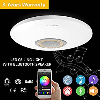 Ceiling Light, Flush Mount Ceiling Light Fixtures with ...
