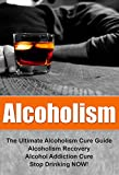Alcoholism: The Ultimate Alcoholism Cure Guide, Alcoholism Recovery, Alcohol Addiction Cure, Stop Drinking NOW (Alcoholism Recovery, Addictions, Alcoholism Addiction)