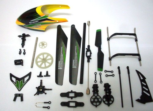 Rc Helicopter Accessories Bag Spare Parts for WLtoys V912