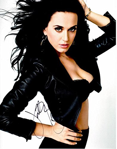 Katy Perry Signed - Autographed Pop Singer - American Idol Judge 11x14 inch Photo - Guaranteed to pass or JSA - PSA/DNA Certified