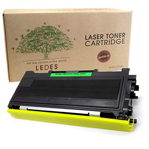 (Brother TN350 Black Toner Cartridge Compatible with Brother HL-2040, HL-2070N, HL-2030 Laser Printer(2500 Pages High Yield) )