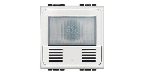 Bticino Livinglight N4433N - Ll-Sensor Ir+Us 2,5A 2M Blan: Amazon.es: Industria, empresas y ciencia