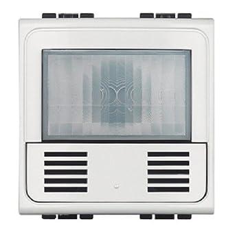 Bticino livinglight - Sensor ir+us 2,5a 230v blanco: Amazon.es: Industria, empresas y ciencia