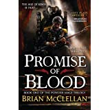 Promise of Blood (The Powder Mage Trilogy, 1)