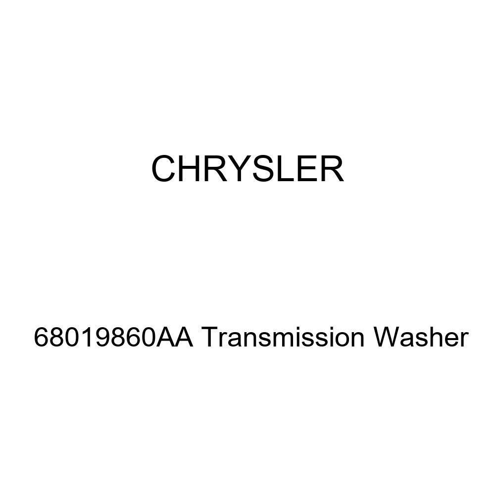 Genuine Chrysler 68019860AA Transmission Washer