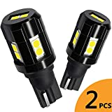 #6: OXILAM 912 921 LED Bulbs Backup Reverse Light 2000 Lumens Extremely Bright Canbus Error Free with High Power 3030 Chipsets (Upgrade Version, 2 PACK)