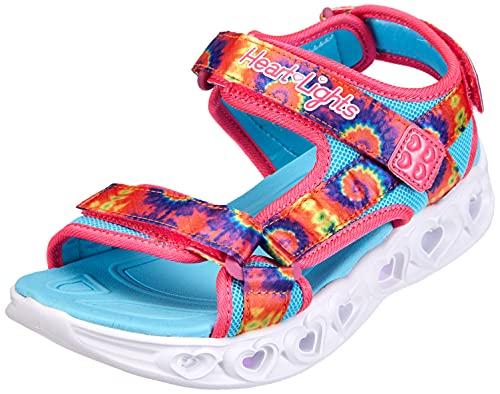 Skechers 302160L-HPMT_36 Outdoor Sandals, Multicolour, EU