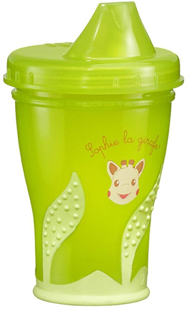 Vulli - Fresh Touch - Sophie la Girafe - Verre d'apprentissage anti-fuite 450307