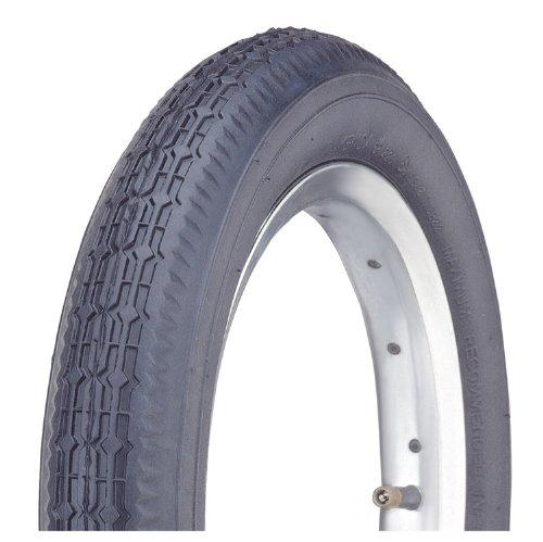 KENDA K124 Street BMX Reifen 12,5 x 2,25 schwarz Stahl