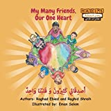 My Many Friends, Our One Heart (Arabic/English) (Arabic Edition)