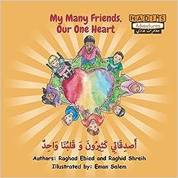 My Many Friends, Our One Heart (Arabic/English) (Arabic