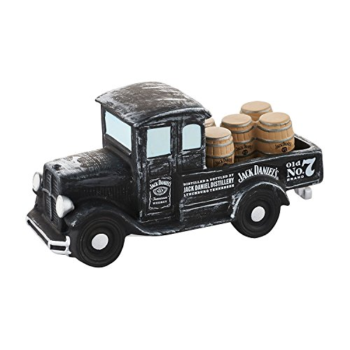 Department 56 Jack Daniel's Village Delivery Truck Accessory Figurine (4050952)