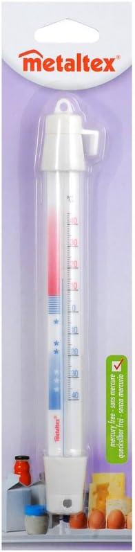 Metaltex 298040 - Termómetro frigorífico, 21 centímetros: Amazon ...