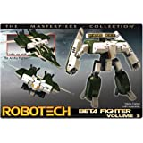 Toynami Robotech New Generation Beta MPC Volume 3