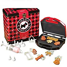 Nostalgia Electrics Doggie Biscuit Treat Maker Kit by Nostaglia