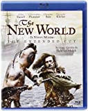 The New World - Il Nuovo Mondo (The Extended Cut) [Italia] [Blu-ray]