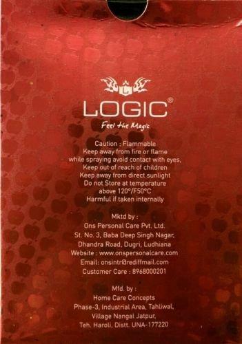 Buy Logic White Apple Apparel Perfume 100ml Online at Low